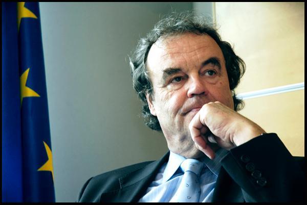 El eurodiputado Karl-Heinz Florenz