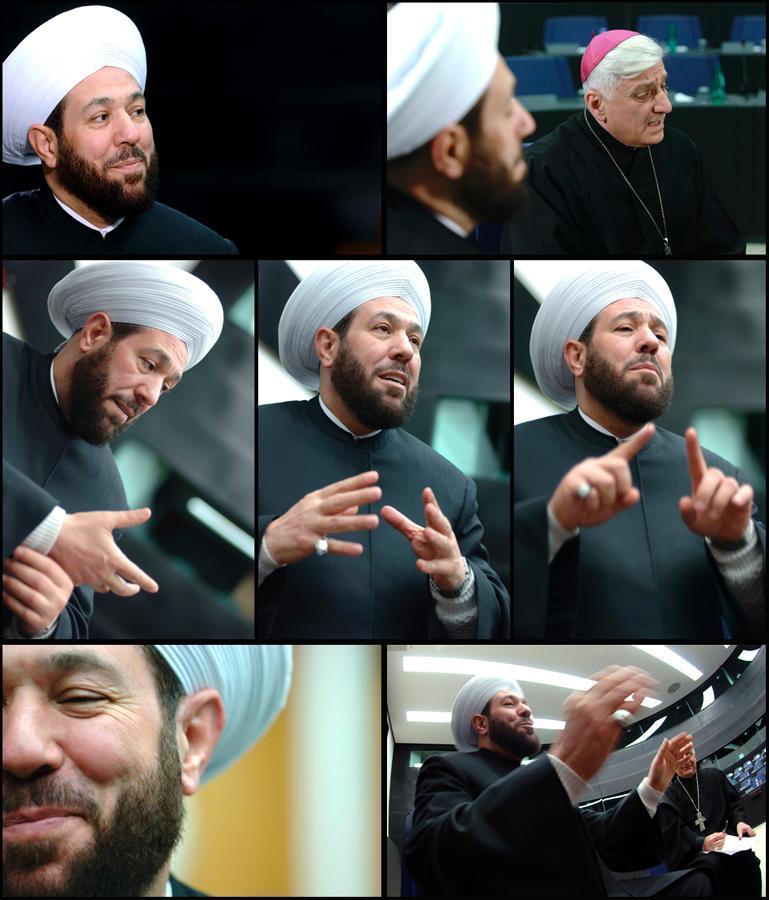 Marele Muftiu al Siriei, Ahmad Badr al-din Hassoun
