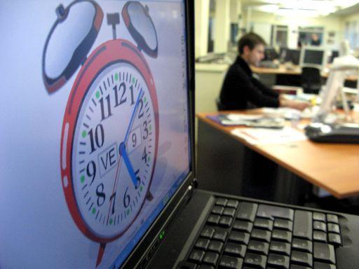 Perioada maxima a timpului lucru ©BELGA_MAXPPP_Claude Prigent