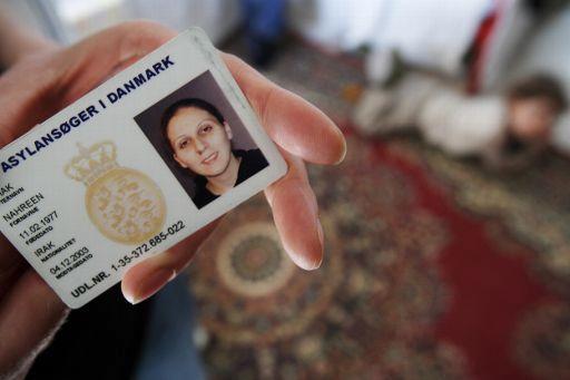 Ειδική ταυτότητα για όσους ζητούν άσυλο στη Δανία ©BELGA_Aurora_ke Ericson