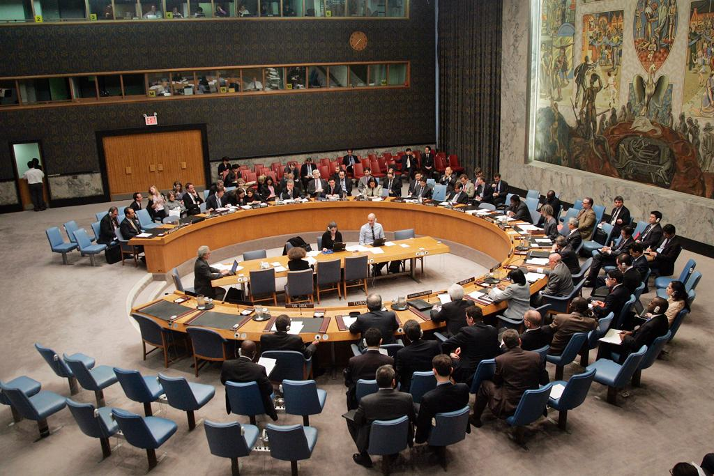Το Συμβούλιο Ασφαλείας του ΟΗΕ  ©UN  Photo/Paulo Filgueiras