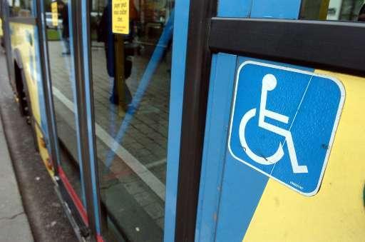 Общественият транспорт в Брюксел  може да бъде използван и от инвалиди. ©BELGA_ETIENNE ANSOTTE