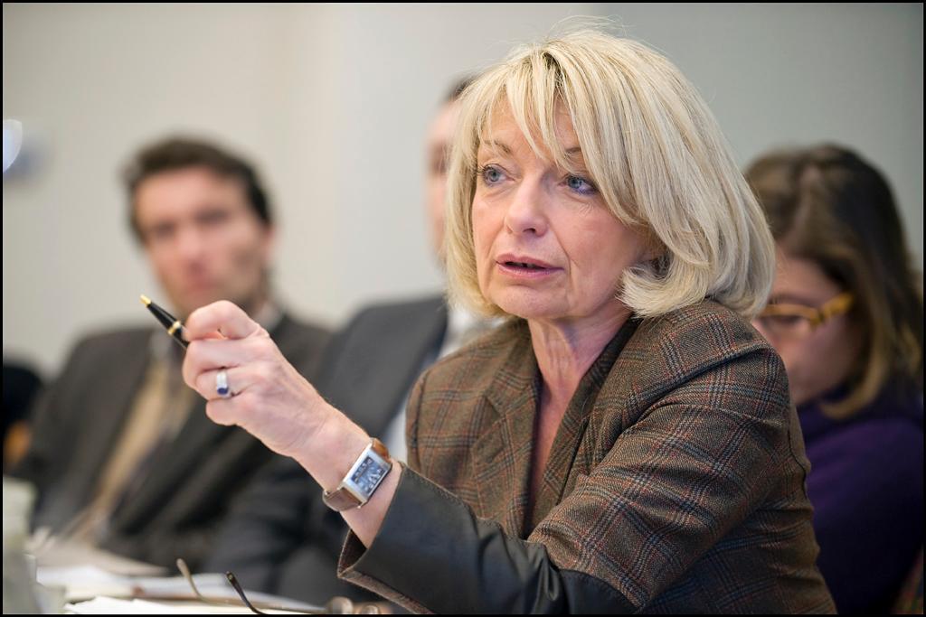 Η Françoise Grossetête
