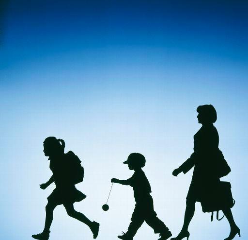Νέες εποχές, νέες μορφές οικογένειας ©BELGA_Photononstop_Jacques Loic