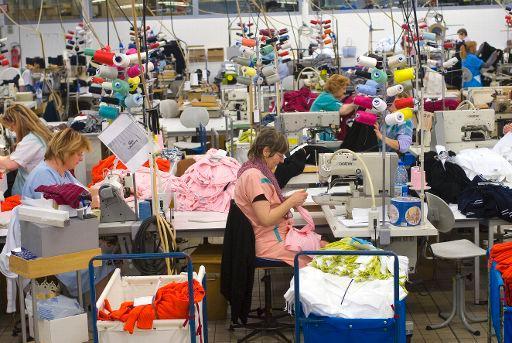 Η κλωστοϋφαντουργία είναι ένας από τους πλέον δοκιμαζόμενους κλάδους της ευρωπαϊκής βιομηχανίας ©SCIENCE_PPS_BELGA
