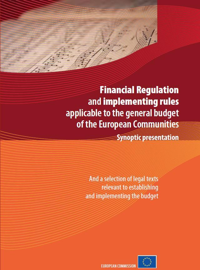 Financial regulation © European Union
