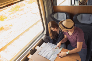 Free Interrail pass for Europeans