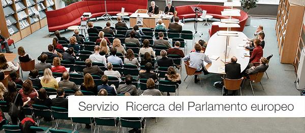 Servizio ricerca del parlamento europeo for Lavorare in parlamento