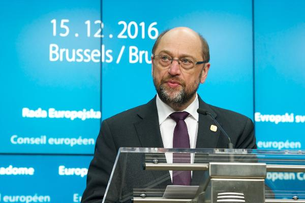 Speech of the President of the European Parliament, Martin Schulz at ...