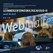 Webinaire sur le commerce international