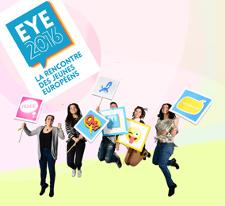 Participantes à EYE édition 2014