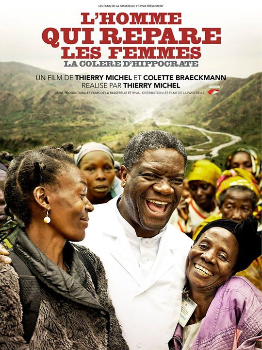 le docteur mukwege l 39 homme qui r pare les femmes est paris du 9 au 11 mars ev nements. Black Bedroom Furniture Sets. Home Design Ideas