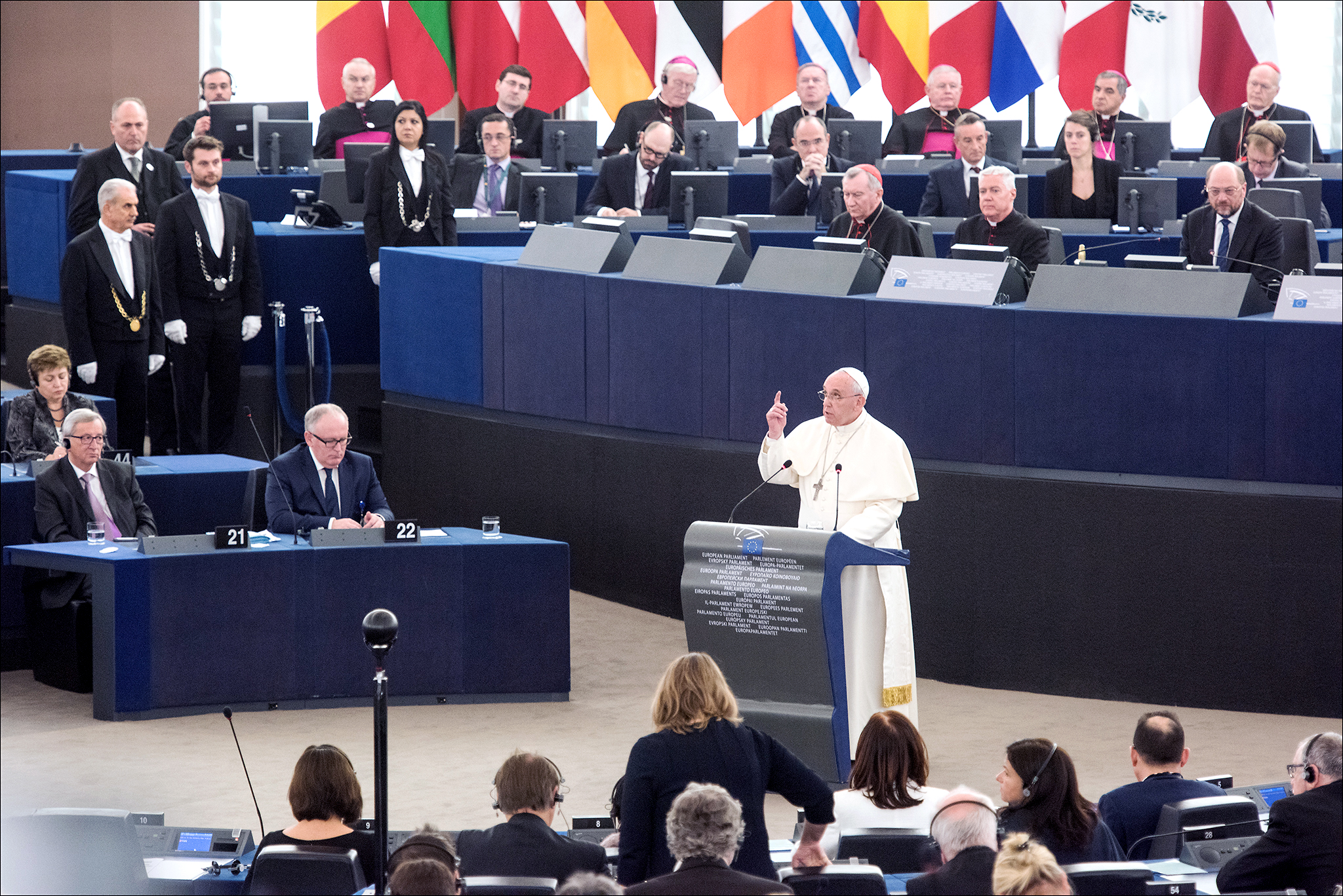 European Parliament timeline: from past to present
