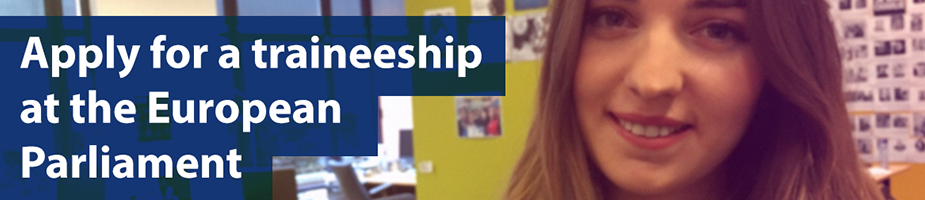 Banner Apply for a traineeship