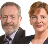 picture of MEPs Seán Kelly and Liadh Ní Riada