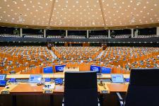 EP Brussels Plenary Chamber 2021