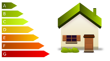 New A to G energy efficiency scale