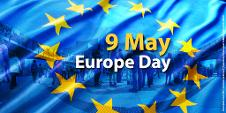 Europe Day Banner