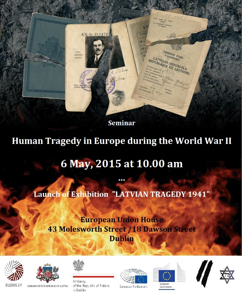 Human Tragedy in Europe during World War II, 6 May 2015 | About us | European Parliament Liaison ...