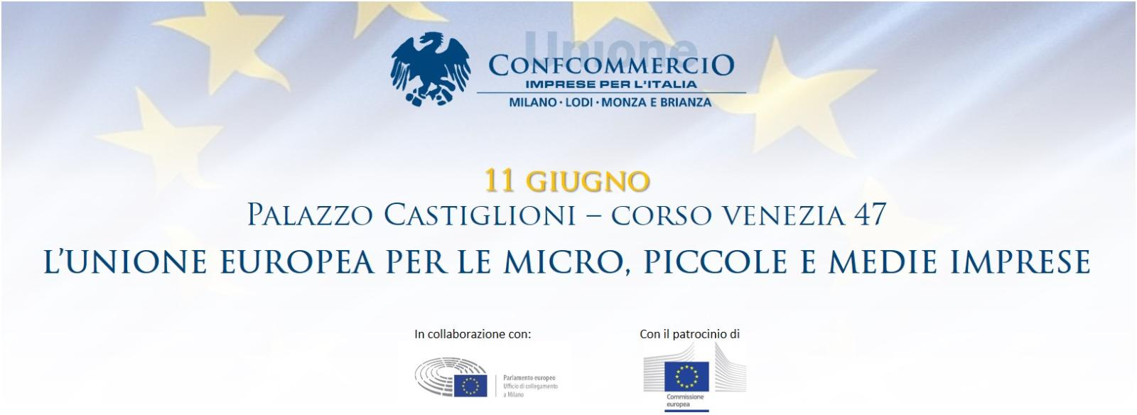 Banner workshop Ue per le MPMI