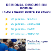 Calendario Incontri Regional Discussion Forum