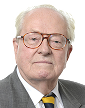 headshot of Jean-Marie LE PEN