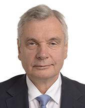 headshot of Kārlis ŠADURSKIS