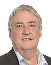 headshot of Phil BENNION