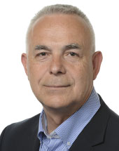 headshot of Jozo RADOŠ
