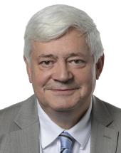 headshot of Bruno GOLLNISCH