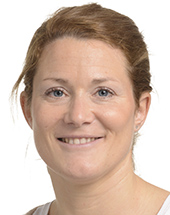 headshot of Anneleen VAN BOSSUYT