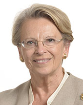headshot of Michèle ALLIOT-MARIE