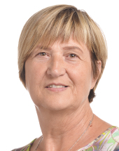 headshot of Ruža TOMAŠIĆ