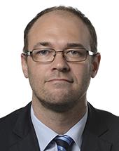 headshot of Davor Ivo STIER
