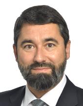 headshot of Balázs HIDVÉGHI