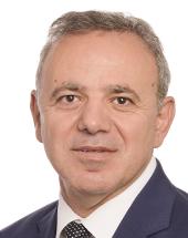 headshot of Costas MAVRIDES