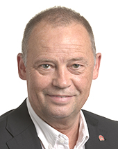headshot of Tibor SZANYI