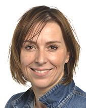 headshot of Martina DLABAJOVÁ