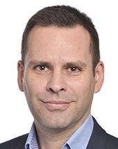 headshot of Csaba MOLNÁR
