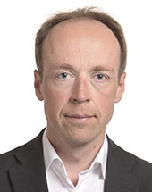 headshot of Jussi HALLA-AHO
