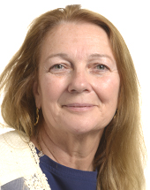 headshot of Joëlle BERGERON