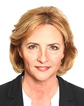 headshot of Iveta GRIGULE