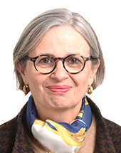 headshot of Mireille D'ORNANO