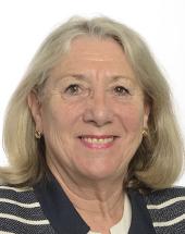 headshot of Joëlle MÉLIN