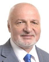 headshot of Valentinas MAZURONIS