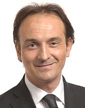 headshot of Alberto CIRIO