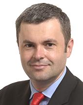 headshot of Sorin MOISĂ