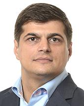 headshot of Laurenţiu REBEGA