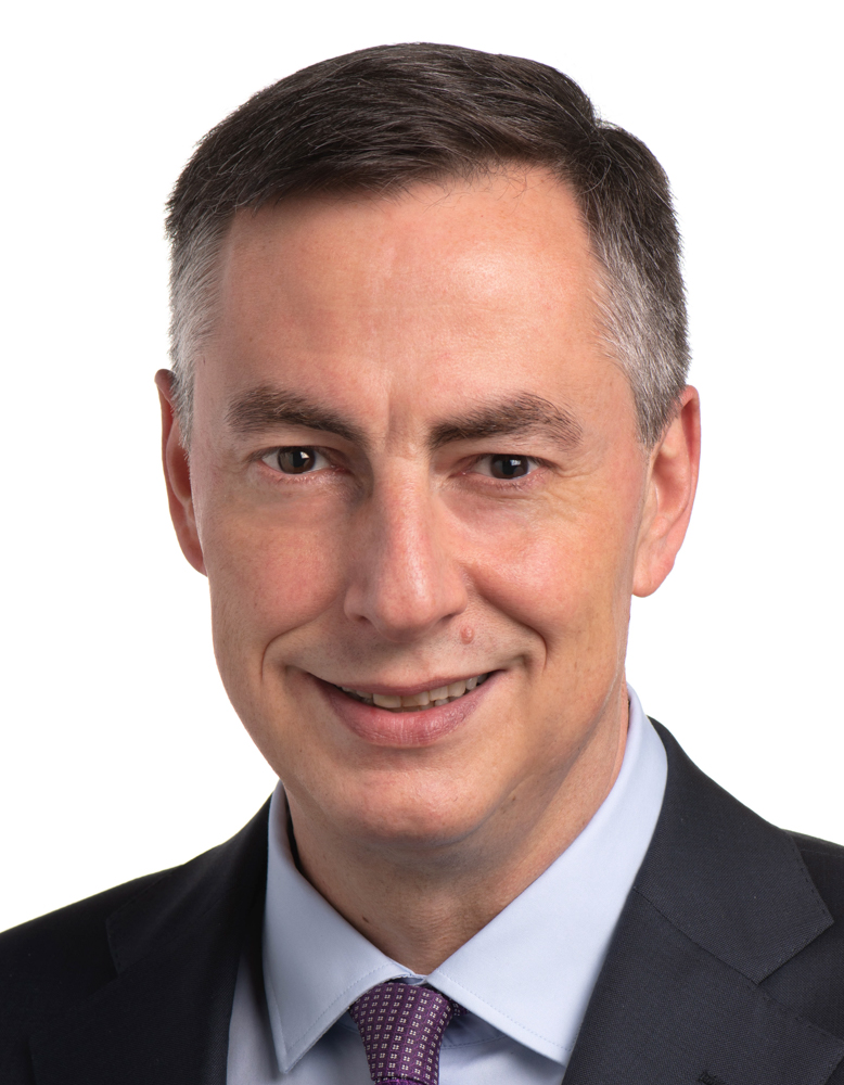 headshot of David McALLISTER