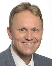 headshot of Jens GIESEKE